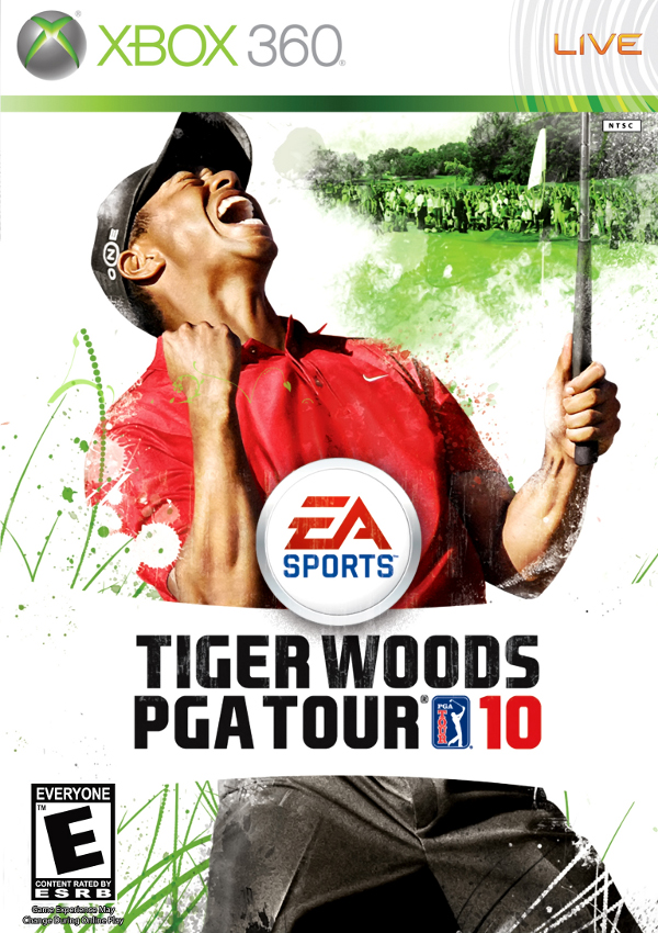 Tiger Woods PGA Tour 2010 - XBOX 360